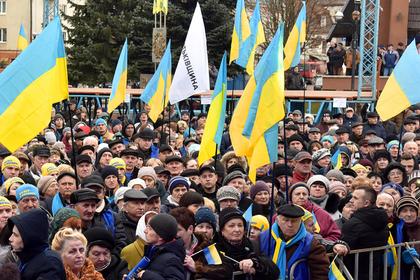На Украине приготовились к силовому вмешательству России в выборы