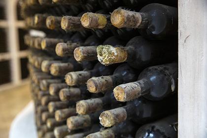 Названы лучшие вина России