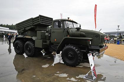Разработчик описал преимущества российского «Торнадо-Г»