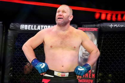 Бой с участием россиянина вошел в историю MMA