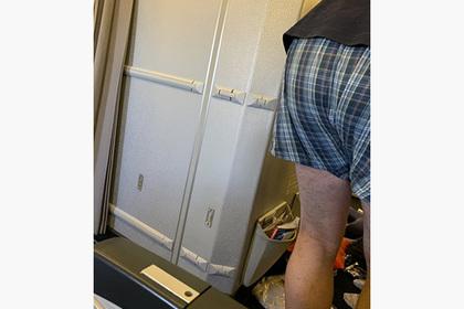 Пассажир просидел в трусах 12 часов полета и стал посмешищем