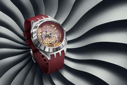 Швейцарцы разработали парамагнетические часы