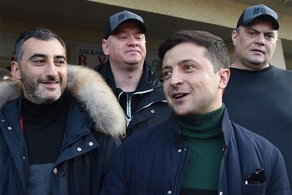 Зеленский возглавил президентскую гонку на Украине