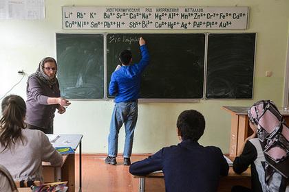 Переехавших в села учителей предложили премировать миллионом рублей