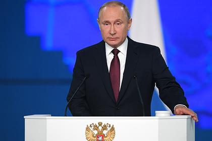 Путин поручил разобраться с делами на предпринимателей