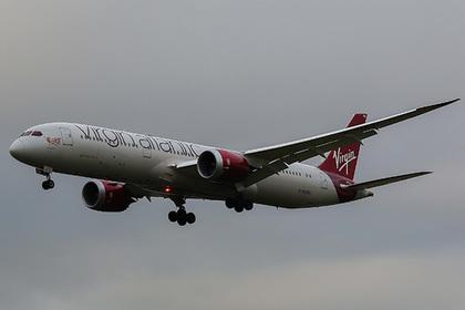 Пассажирский самолет превысил скорость звука из-за сильного ветра
