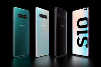 Samsung выпустила гнущийся смартфон и GalaxyS10 за 125 тысяч рублей
