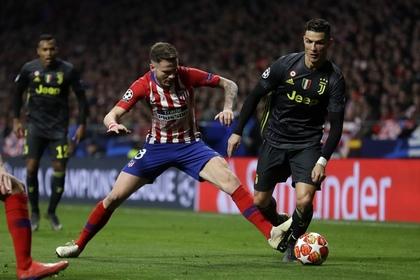 Роналду вернулся в Мадрид в составе «Ювентуса» и проиграл в Лиге чемпионов