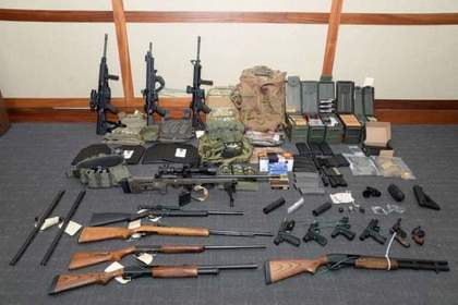 Военного из США заподозрили в подготовке теракта