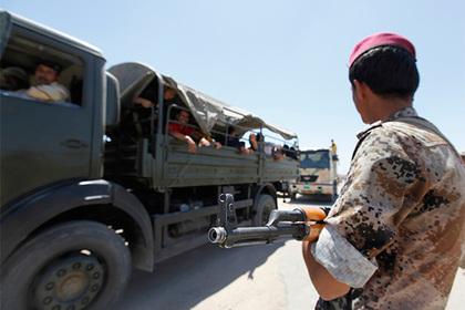 Ираку отдали полторы сотни джихадистов