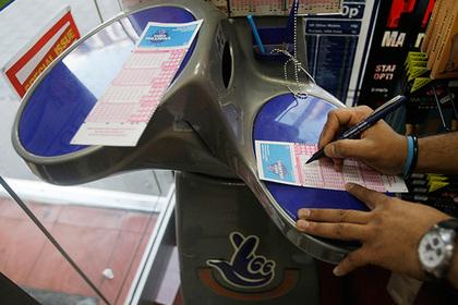 Семья ирландцев сорвала самый крупный джекпот в истории лотереи