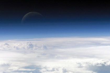 Обнаружен захват Луны атмосферой Земли