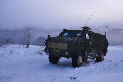 В НАТО научились воевать в холодную погоду
