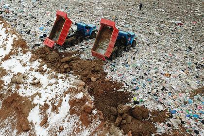 Власти отказались от создания мусорного полигона в Рикасихе