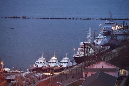 Украину обвинили в подготовке новой провокации в Керченском проливе