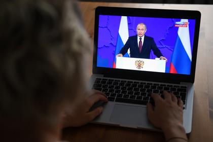 Послание Путина оказалось социальным