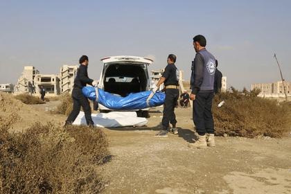Найдена могила 3500 жертв террористов «Исламского государства»