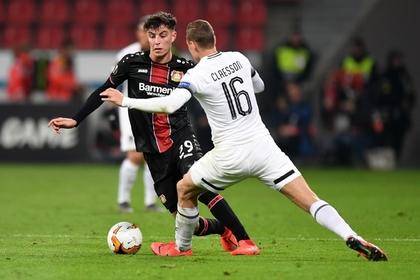 Гол в гостях вывел «Краснодар» в 1/8 финала Лиги Европы