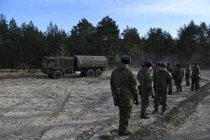 Россиян позвали на двухмесячные военные сборы