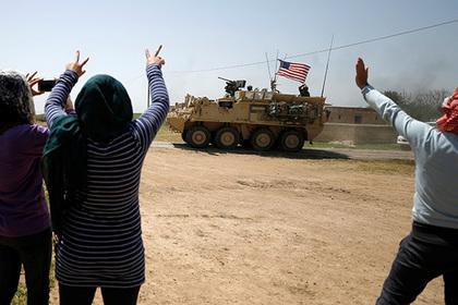 США решили оставить в Сирии миротворцев