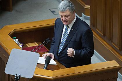 Порошенко в эфире российского телеканала назвал Путина убийцей украинцев