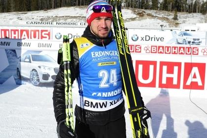 Ошибка российских чиновников лишила биатлониста Логинова чемпионата Европы