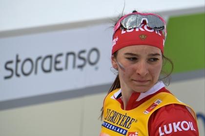 Российская лыжница выиграла медаль чемпионата мира