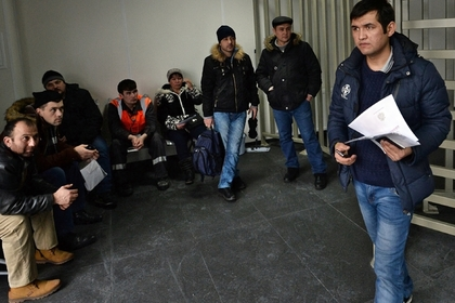 Украина перестала быть главным поставщиком мигрантов в Россию