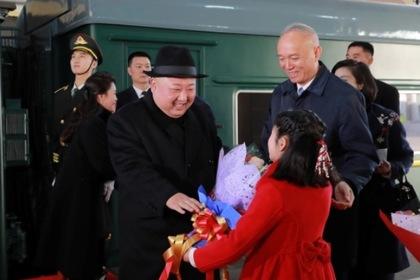 Ким Чен Ын поехал к Трампу на бронепоезде