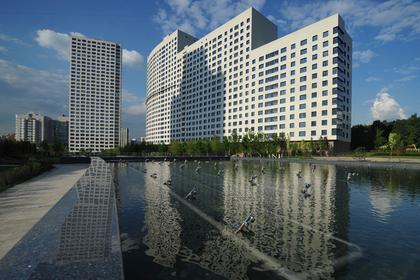 В Москве упали цены на престижное жилье