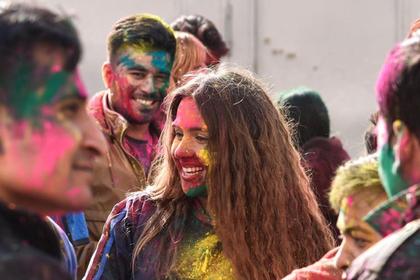 В Москве пройдет фестиваль красок
