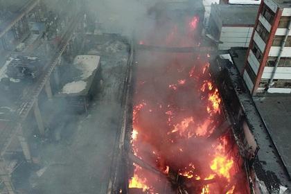 В Москве сгорели древние сокровища фонда музея имени Андрея Рублева