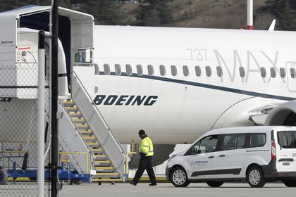 Boeing выпустит новое ПО для модели рухнувшего в Африке самолета