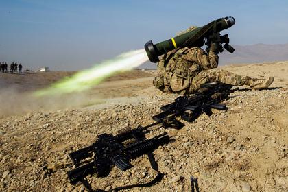 США допустили продажу новой партии противотанковых Javelin Украине