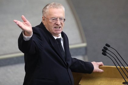 Жириновский предложил ввести каникулы по оплате услуг ЖКХ