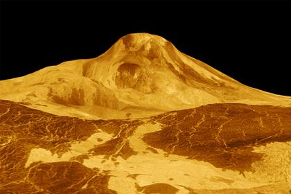 Россия и США за миллиард долларов поищут жизнь на Венере