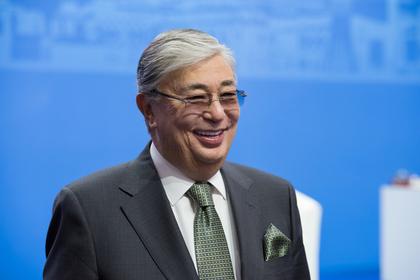 Временный преемник Назарбаева вступил в должность