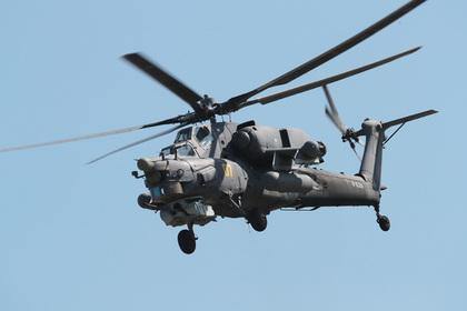 Ми-28НМ получит «изделие 305»