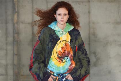 Модель с обложки российского Vogue стала мужчиной