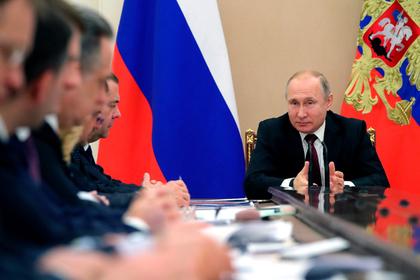 Путин предложил расширить ипотечные каникулы на текущие долги россиян