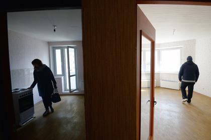 В России стали строить меньше жилья