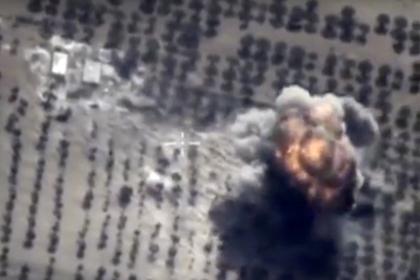 Россия снова отбомбилась по джихадистам в сирийском Идлибе