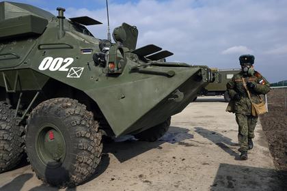 Названа «визитная карточка» российской военной мощи