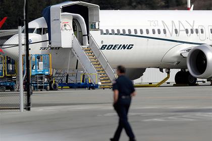 ФБР поможет проверить документы Boeing
