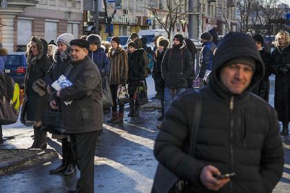 На Украине обнаружили правильный русский язык