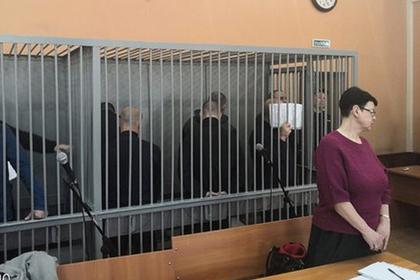 Убившей трех криминальных авторитетов «банде поджигателей» вынесли приговор