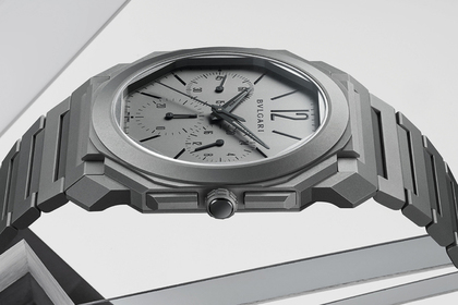 В Швейцарии представили самый тонкий в мире хронограф