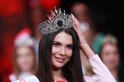 «Мисс Москву» лишили титула и короны впервые в истории конкурса