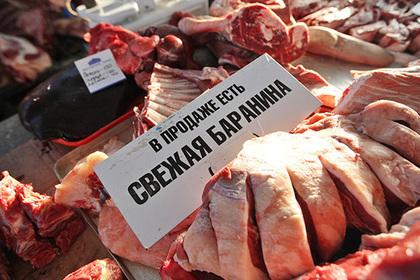 Цены на мясо ввергли в панику жителей Чечни