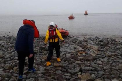 Пьяных российских моряков нашли на заповедном британском острове